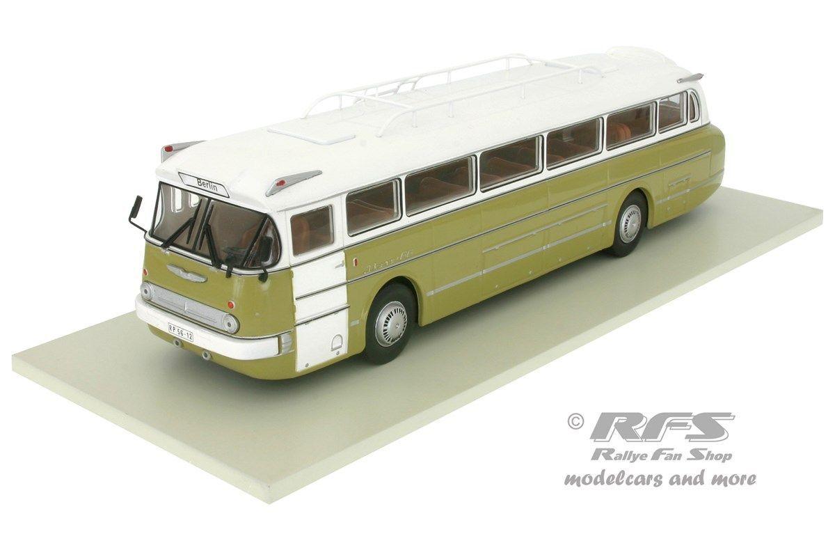 Ikarus 66 - bus - baujahr 1972 - ddr nahverkehr - 1 43 ixo - bus - 005