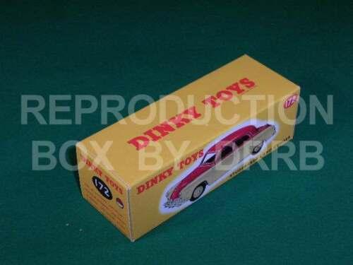 Caja de reproducción por drrb Verde Dinky #172 Studebaker Land Cruiser