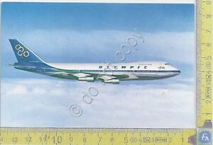 97032ddabc7 Caricamento dell immagine in corso Olympic-Airways-BOEING-131 -200-B-Jumbo-Jet-