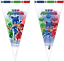 Sweet-Cone-Loot-Cello-Filler-Bags-Avengers-Princess-Paw-Patrol-Birthday-Party thumbnail 8