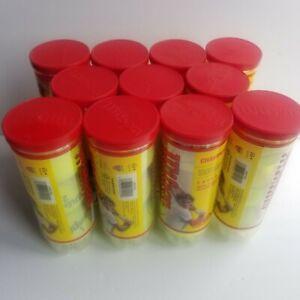 Wilson Balles de tennis Lot de 11 boîtes (33 boules) Nouveau et quelques légers d'utilisation.-afficher le titre d`origine l3ISs7TH-07134602-500404204