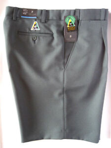 NEW-City-Club-Men-039-s-Bottle-Green-Shorts-Only-63-with-Free-Postage