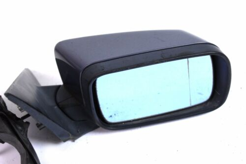 rechter Außenspiegel original BMW 3er E46 grau rechts Spiegel elektrisch KFZ #4