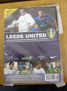 28112001 Leeds United v Chelsea Football League Cup  Thanks for viewing our - <span itemprop=availableAtOrFrom>Birmingham, United Kingdom</span> - Returns accepted within 30 days after the item is delivered, if goods not as described. Buyer assumes responibilty for return proof of postage and costs. Most purchases from business s - Birmingham, United Kingdom