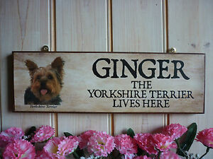 DOG-SIGN-YORKSHIRE-TERRIER-SIGN-PERSONALISED-DOG-SIGN-BEWARE-OF-THE-DOG-YORKIE