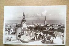 Postcard- Eesti- Tallinn, Vaade Pikast Hermanist, A VIEW FORM THE TALL HERMAN