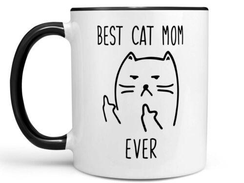 Best Cat Mom Ever Coffee Mug or CupCat Owner Coffee Mug or Coffee Cup Gift