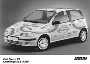 PHOTO-PRESS-ORIGINALE-FIAT-PUNTO-75-CHALLENGE-F-I-S-A-P-S