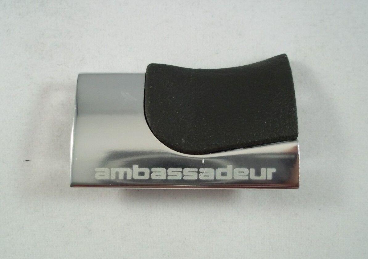 Abu Garcia Ambassadeur 4000-6600 C-Lock Retainer Clip # 4490 C-Clip SET OF 2