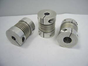 R-W-BKL-003-bellows-couplings-NEW-Rated-up-to-3Nm-Choose-bore-sizes-from-list