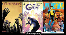 IMAGE ANNIVERSARY PACK - WALKING DEAD #163, OUTCAST #25 & INVINCIBLE #133 (WK08)