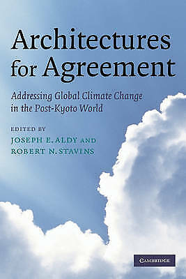 1 of 1 - Architectures for Agreement: Addressing Global Climate Change in the-ExLibrary