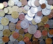 WORLD WIDE 100 DIFF.  VERY VERY GOOD CONDITION  GUARANTEED GENUINE COINS
