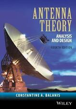 Antenna Theory : Analysis and Design by Constantine A. Balanis (2016, Hardcover)