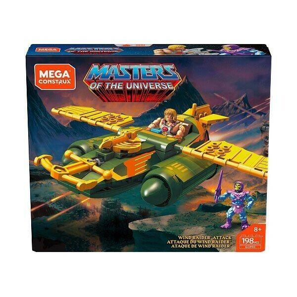 Masters of the Universe Mega Construx Probuilder Construction Set Wind Raider