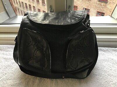 Skuldertaske, White Flirt køb brugte håndtasker på DBA