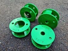 """SUSPENSION LIFT BLOCK KIT 2"""" 50MM DEFENDER + DISCOVERY MK1 LAND ROVER QTY4 green"""
