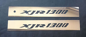 YAMAHA-XJR1300-LOGO-MIRROR-POLISHED-STAINLESS-SWING-ARM-COVERS-1300-SWINGARM-049