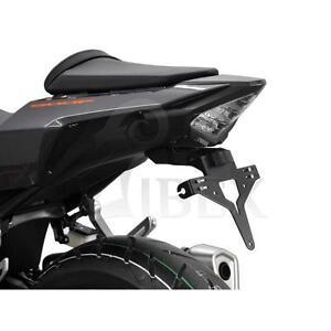 Honda-CB-500-F-CBR-500-R-BJ-2016-18-Kennzeichen-Halter-Traeger-Nummernschild-IBEX
