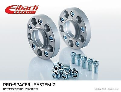 Eibach wheel spacer 2x30 mm for Smart Fortwo S90-7-30-028