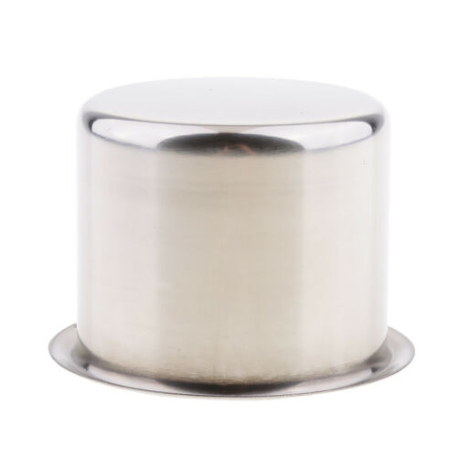 2x Marine Boat Cup Drink Water Holder Support Built-in Rust Proof 68mm 90mm