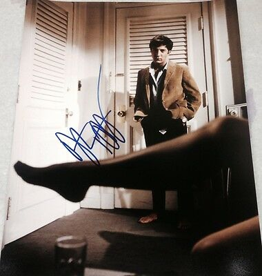 COA Matching Holograms Dustin Hoffman Signed Autographed Complete /'Rolling Stone/' Magazine
