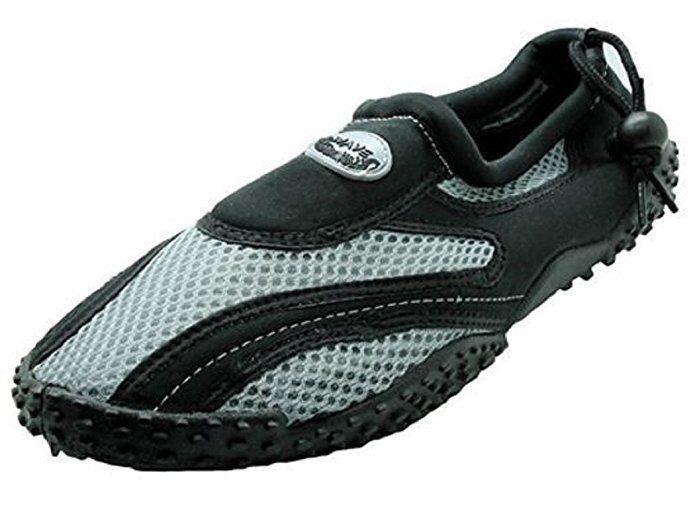 Wave Men's 9 Waterproof Water Shoes Size 9 Men's Grey ae1eb9