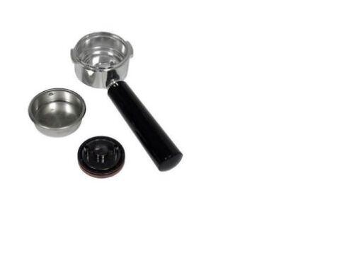 Portafiltro braccetto  completo di filtro  ARIETE per ES552 ES557 ES560 ES621