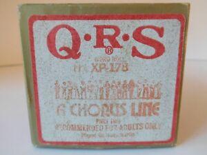 """""""A Chorus Line-Partie 2-QRS Player Piano Roll XP-178 - 4 sélections-Aucun Dommage-afficher le titre d`origine cKo0yNBf-08134119-837260016"""