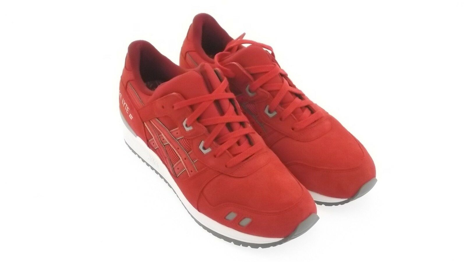 Asics red Tiger Men Gel-Lyte III red Asics H5U3L-2323 2e3ff3