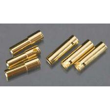Castle Creations CCBUL4X3 4mm Bullet Connector 16G/13G 75A (3)