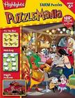 Farm Puzzles by Highlights for Children (Paperback, 2015)