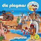Die Playmos - Reise zu Häuptling Schlanker Bär, 1 Audio-CD (2011)