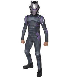 Omega Purple Child Boys Costume NEW Fortnite