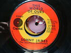 SONNY JAMES This world of ours / It's just a matter of time 2700