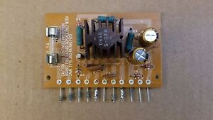 Kenwood KA-5500 amplifier power supply board X00-1680-10