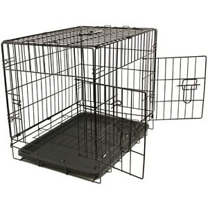 image is loading - Collapsible Dog Crate