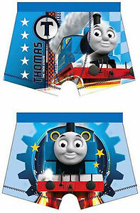 Thomas-the-Tank-Engine-Boys-Underpants-Underwear-Boxer-Shorts-que-je-bois-Age-2-5