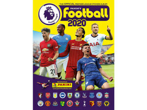 PANINI-football-2020-premier-league-complete-set-stickers