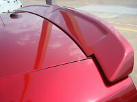 Painted Ford Mustang Gt500 Factory Spoiler 2010-2014