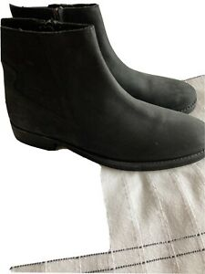 river island suede chelsea boots