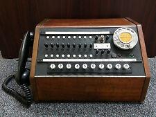 Rare Antique SWITCHBOARD, P.A.B.X., SA 8120 (1950s)