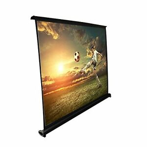 Pyle PRJTP53 40'' x 30'' Mobile Pull-Out Style Portable Projector Screen