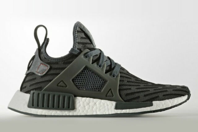 40aef4693 Adidas NMD XR1 Primeknit PK Sneakers Women s (Size 10) Utility Ivy BB2375