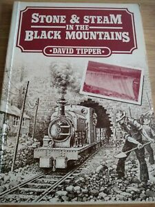 Stone And Steam In The Black Mountains David Tipper Paperback Book