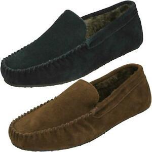 Uomo-Freestep-Casual-Pantofole-Clark