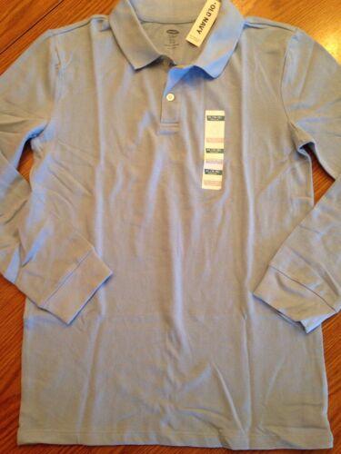 NWT Old Navy Boy/'s Lt Blue Shirt Size XL **Free Shipping** 14-16