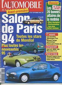 L-AUTOMOBILE-MAGAZINE-n-579-09-1994