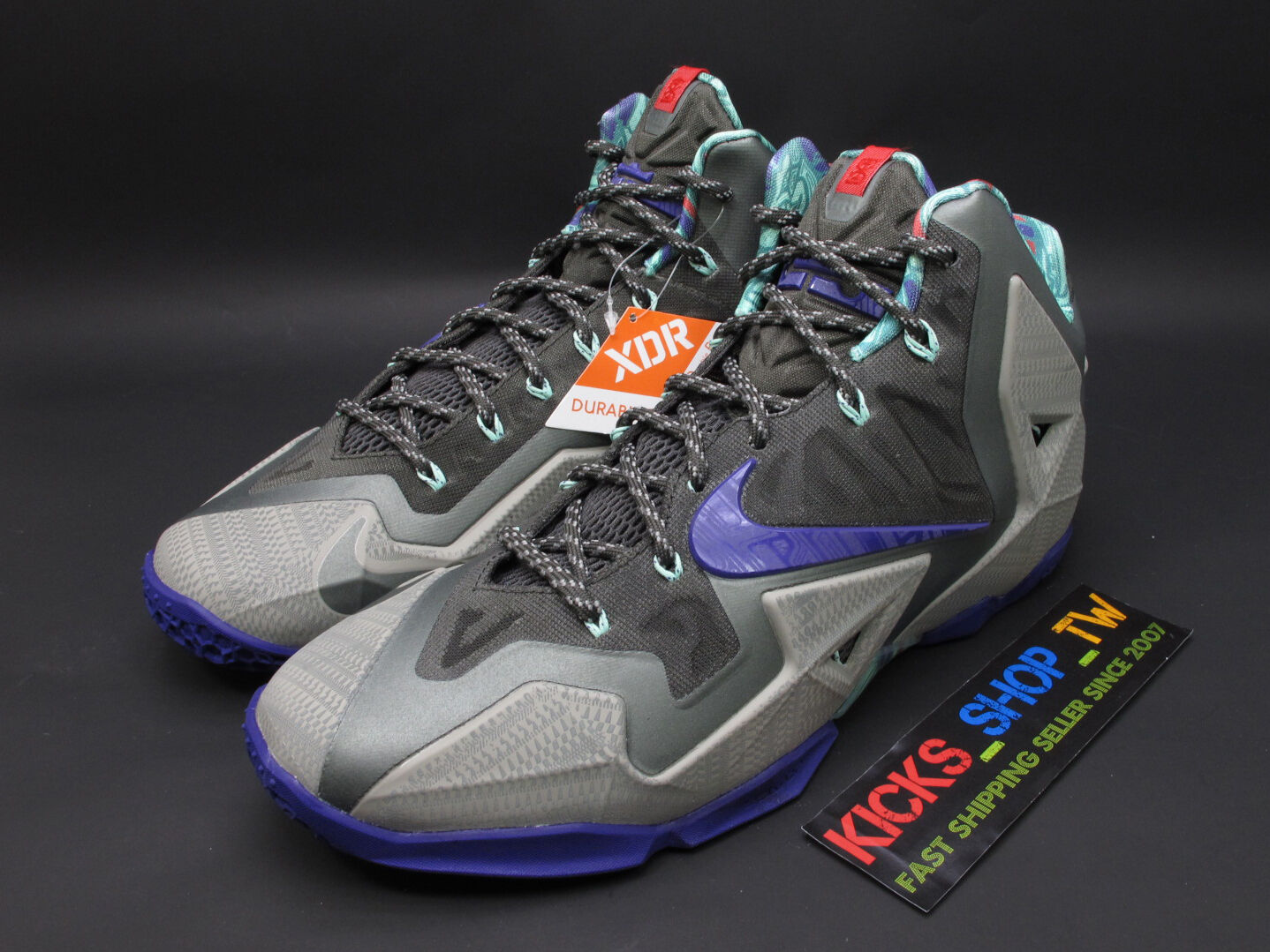 DS 11 2013 NIKE LEBRON XI 11 DS XDR TERRACOTTA WARRIOR GRAY 626374-005 CHINA JAMES 8c5672