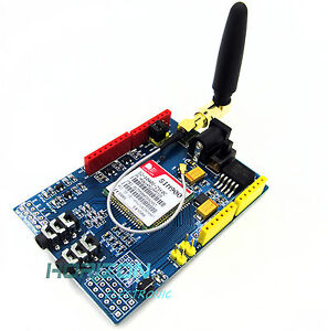 Details about SIM900 V2 2 Wireless Module GSM GPRS module Arduino (with sim  card slot)